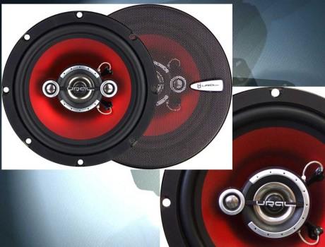 URAL   автомобильные акустические системы