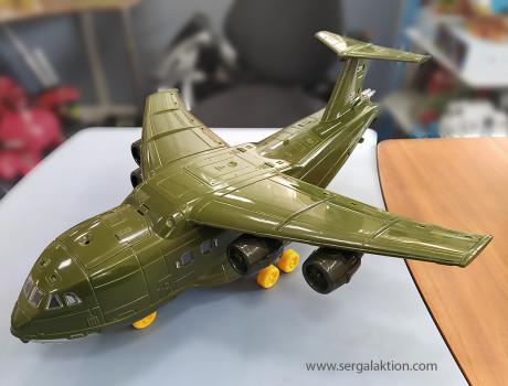 детская игрушка    Транспортный самолёт, 2019 г.